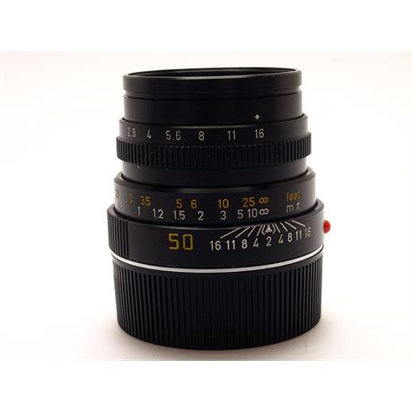 Leica 50mm F2 M Black thumbnail