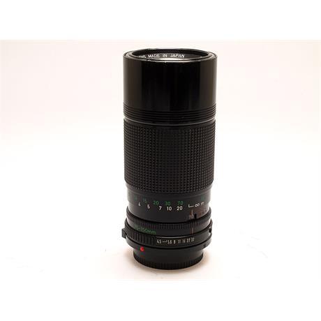 Canon 70-150mm F4.5 FD thumbnail