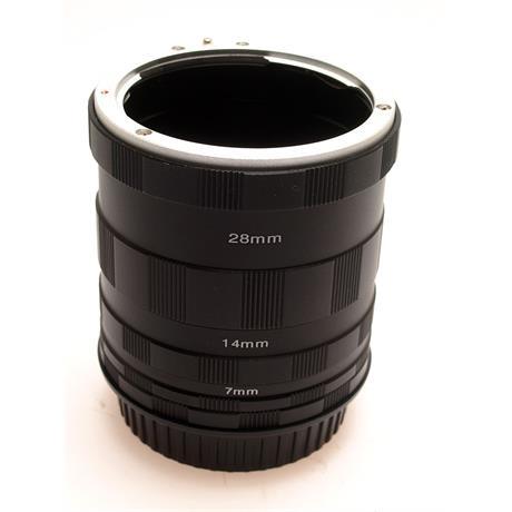 No Brand Extension Tube Set - Canon EOS thumbnail