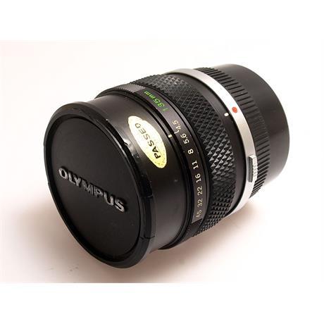 Olympus 135mm F4.5 Macro Zuiko thumbnail