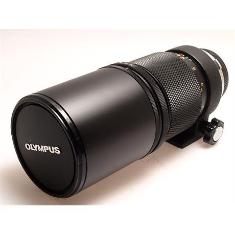 Olympus 300mm F4.5 Zuiko thumbnail