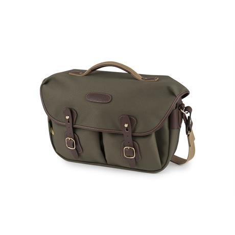 Billingham Hadley Pro 2020 - Sage FibreNyte / Chocolate Leather thumbnail
