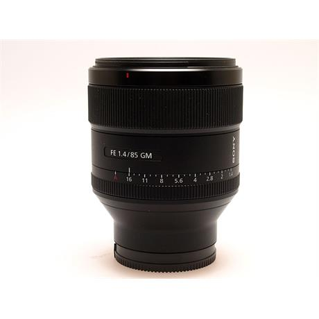 Sony 85mm F1.4 GM FE G Master thumbnail