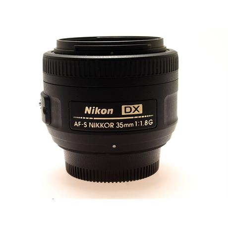 Nikon 35mm F1.8 G AFS DX thumbnail