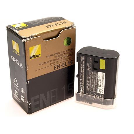 Ansmann EN-EL15 Battery (Fits Nikon D7000 , D800 thumbnail