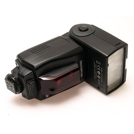 Olympus FL50R Flash + FLRA-1 Reflector Adapter thumbnail