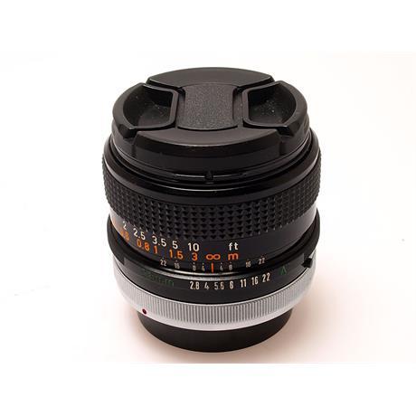 Canon 28mm F2.8 B/lock thumbnail