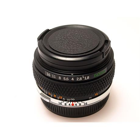 Olympus 50mm F1.8 Zuiko thumbnail