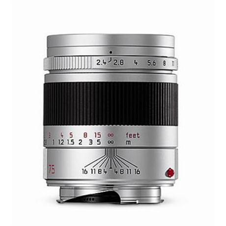Leica 75mm F2.4 M Chrome 6bit thumbnail