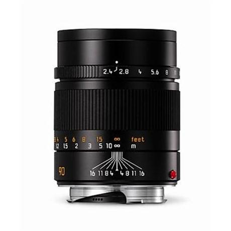 Leica 90mm F2.4 M Black 6bit  thumbnail