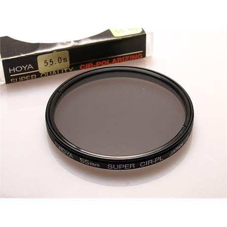 Hoya 55mm Super Circular Polariser thumbnail