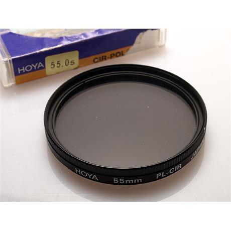 Hoya 55mm Circular Polariser thumbnail