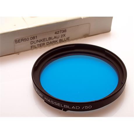 B+W Bay 50 Dark Blue thumbnail