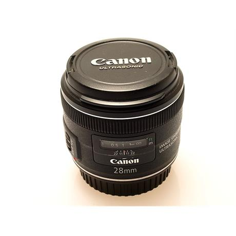 Canon 28mm F2.8 IS USM thumbnail