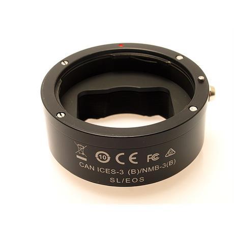 Novoflex Canon EOS - Leica SL Lens Mount Adapter thumbnail