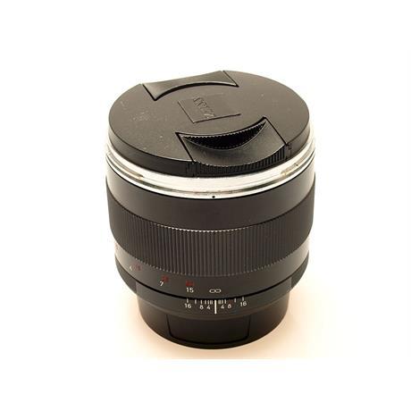 Zeiss 85mm F1.4 ZE thumbnail
