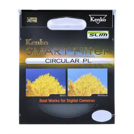 Kenko 82mm Smart Circular Polariser Slim thumbnail