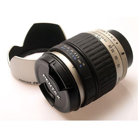 Pentax 28-105mm F4-5.6 FA thumbnail