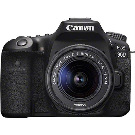 EOS 90D + 18-55mm EF-S ~ Canon Double Winter Cashback Black Friday thumbnail
