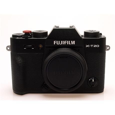 Fujifilm X-T20 Body Only - Black thumbnail