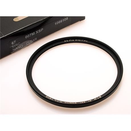 B+W 67mm Nano Clear (007) - Multi Coated thumbnail