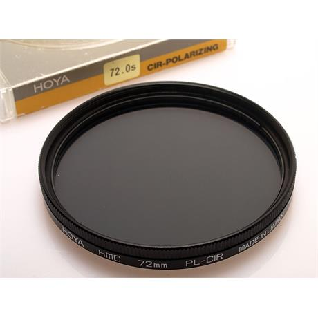 Hoya 72mm HMC Circular Polariser thumbnail