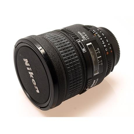 Nikon 28mm F1.4 AFS E ED thumbnail