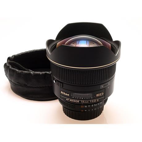 Nikon 14mm F2.8 AFD thumbnail