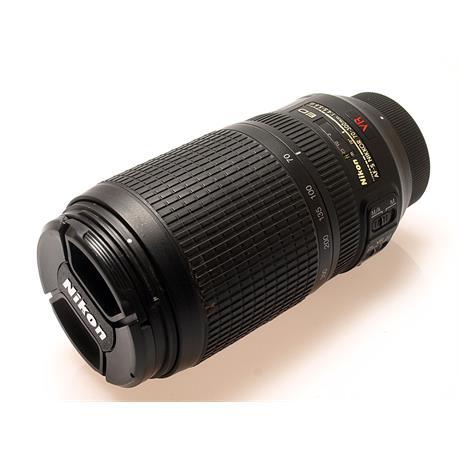 Nikon 70-300mm F4-5.6 G AFS VR thumbnail