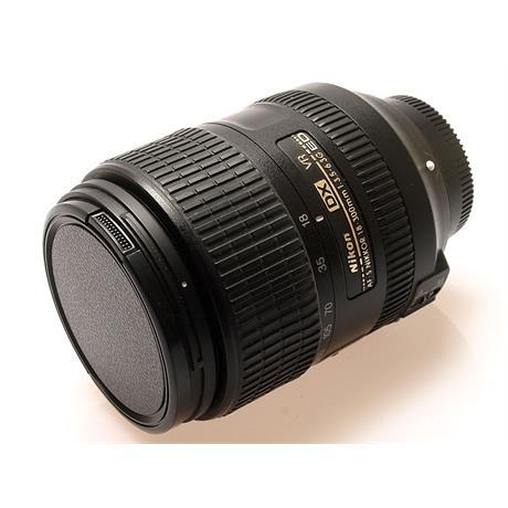 Nikon 18-300mm F3.5-5.6 G ED AFS DX VR thumbnail