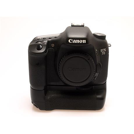 Canon EOS 7D + BG-E7 Grip thumbnail