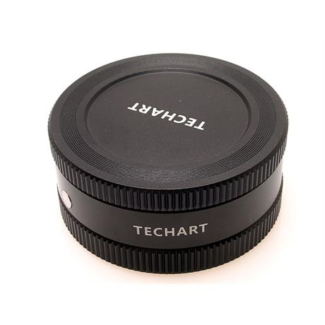 Techart Canon EOS - Fuji GFX Lens Mount Adapter thumbnail