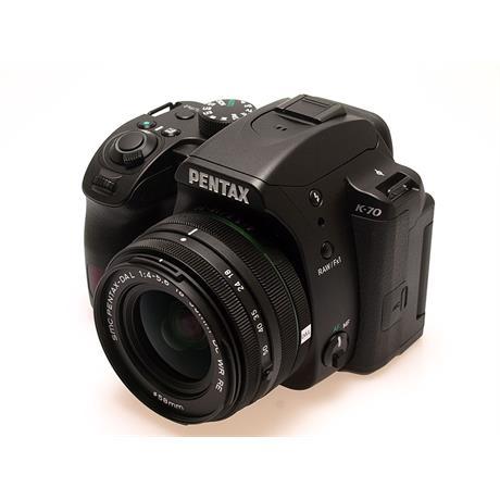 Pentax K70 + 18-55mm thumbnail