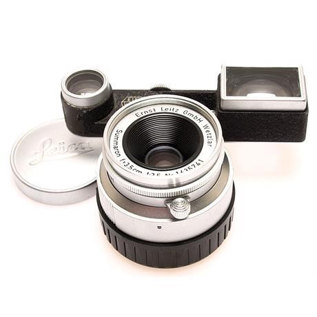 Leica 35mm F3.5 Chrome (M3) thumbnail