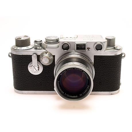 Leica IIIF R/Dial D/A Chrome + 50mm F2 thumbnail