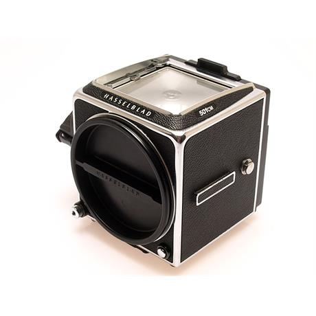 Hasselblad 501CM Chrome Body Only thumbnail