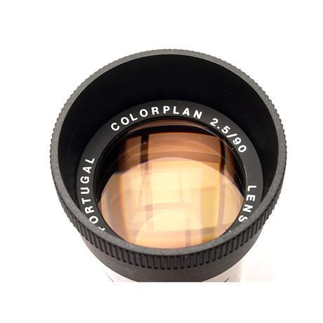Leica 90mm F2.5 Colorplan P thumbnail