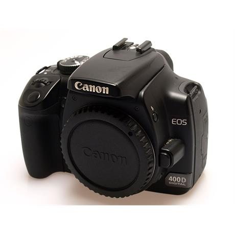 Canon EOS 400D Body Only thumbnail