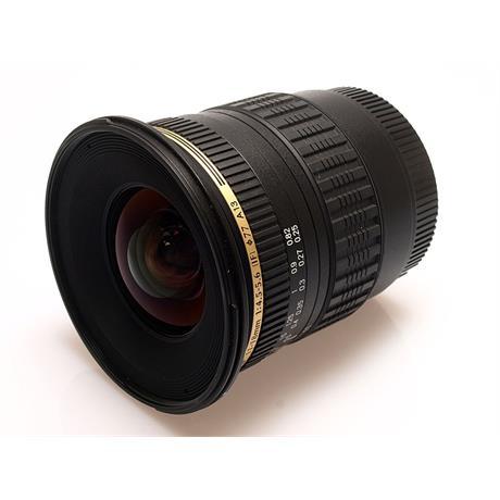 Tamron 11-18mm F4.5-5.6 Di II thumbnail