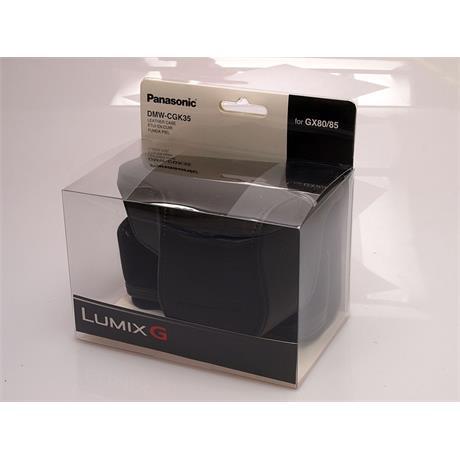 Panasonic DMW-CGK35 Leather Case for GX80 thumbnail