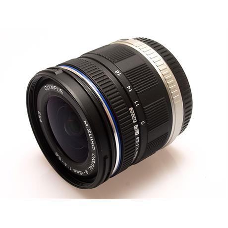 Olympus 9-18mm F4-5.6 M.Zuiko ED thumbnail