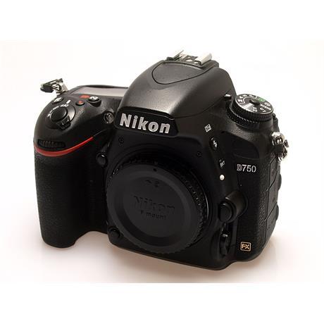 Nikon D750 Body Only thumbnail