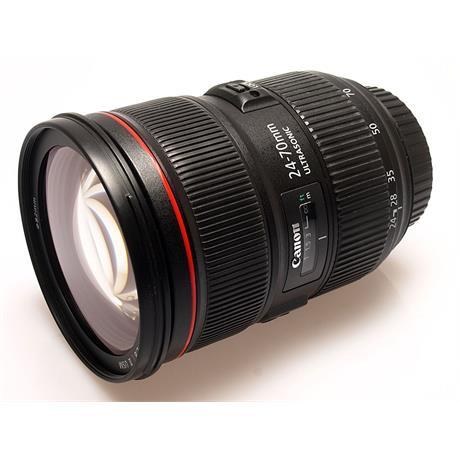 Canon 24-70mm F2.8 L USM II thumbnail