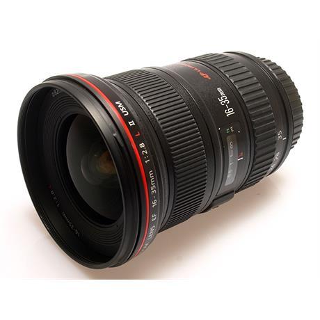 Canon 16-35mm F2.8 L USM II thumbnail