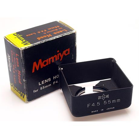 Mamiya Metal Hood 55mm thumbnail