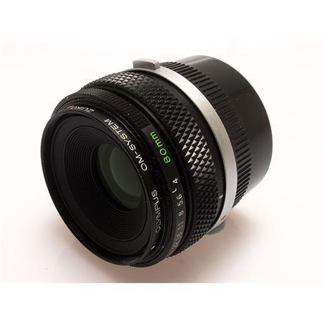 Olympus 80mm F4 Macro Zuiko + Close-up Attachmen thumbnail