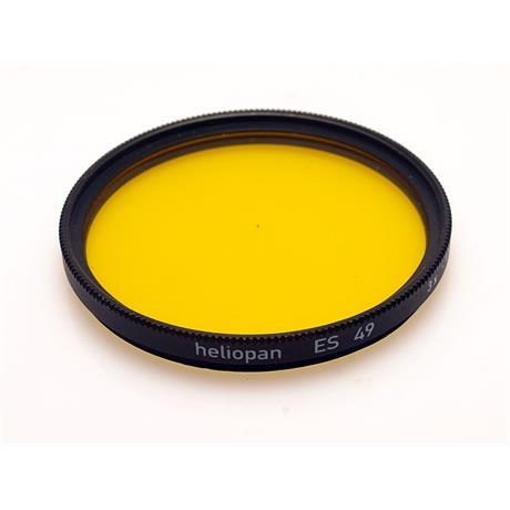 Heliopan 49mm Yellow thumbnail