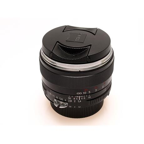 Zeiss 50mm F1.4 ZF thumbnail