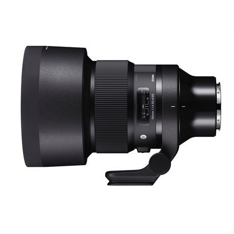 Sigma 105mm F1.4 DG HSM Art - L Mount thumbnail