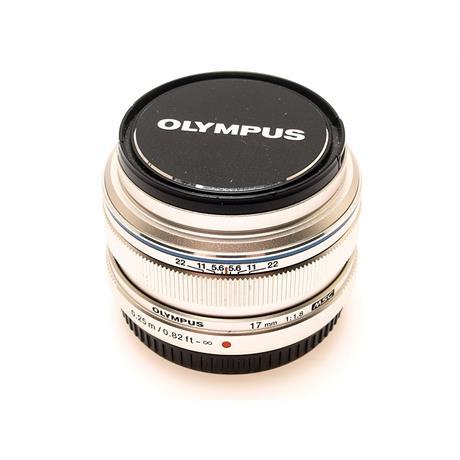 Olympus 17mm F1.8 M.Zuiko Silver thumbnail